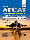 The new AFCAT Guide with 13 past papers (2011 - 2017) - 4th Edition