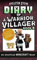Diary of a Minecraft Warrior Villager - Book 3