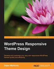 WordPress Responsive Theme Design PDF