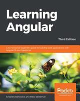 Learning Angular PDF