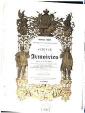 Nouveau Traité historique et archéologique de la vraie et parfaite science des Armoiries: Par le Mis de Magny, Volume1