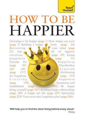 How to Be Happier  Teach Yourself  New Edition  Ebook Epub PDF