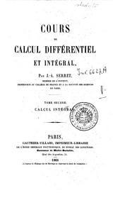 *Calcul infinitesimal: 2: Calcul intégral
