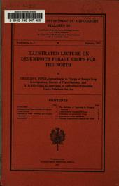 Farmers' Institute lectures