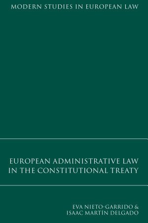 European Administrative Law in the Constitutional Treaty
