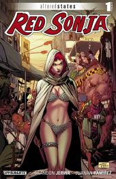 Altered States: Red Sonja One-Shot