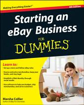 Starting an eBay Business For Dummies: Edition 4