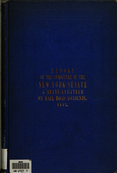 Report of the Committee Appointed to Examine and Report the Causes of Railroad Accidents, the Means of Preventing Their Recurrence, &c: Volume 61