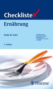 Checkliste Ernährung: Ausgabe 3