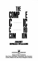 The Complete Cryptic Crossword Companion PDF