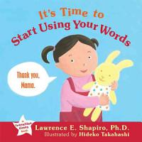 It s Time to Start Using Your Words PDF