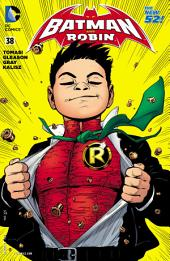 Batman and Robin (2011-) #38
