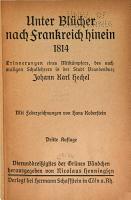 Unter Blucker nach Frankreich hinein  1814  erinnerungen eines mitkanpfers  des nachmaligen schullehrers in der stadt Brandenburg PDF