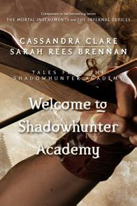 Welcome to Shadowhunter Academy PDF