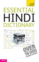 Essential Hindi Dictionary  A Teach Yourself Guide PDF