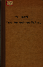 The Abyssinian Railway ...