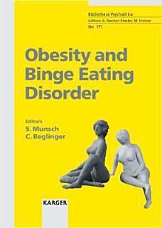 Obesity and Binge Eating Disorder Book