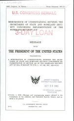 Memorandum of understanding between the Secretaries of State and Homeland Security concerning implementation of the Homeland Security Act