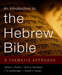 An Introduction to the Hebrew Bible Book