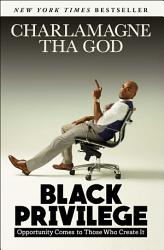 Black Privilege PDF