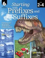 Starting with Prefixes and Suffixes PDF