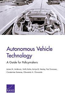 Autonomous Vehicle Technology
