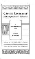 The Royal Bavarian Castles PDF
