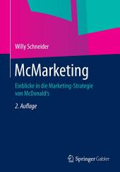 McMarketing: Einblicke in die Marketing-Strategie von McDonald's, Ausgabe 2