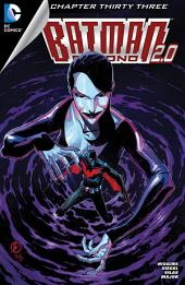 Batman Beyond 2.0 (2013-) #33