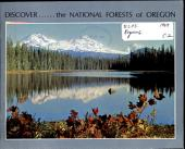 Discover--the national forests of Oregon