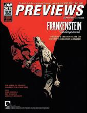 Previews January 2015: Issue 316: Issue 316