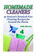 Homemade Cleaners PDF