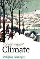 A Cultural History of Climate PDF