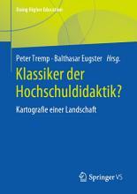 Klassiker der Hochschuldidaktik  PDF