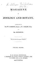 Magazine of Zoology and Botany: Volume 2