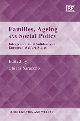 Families  Ageing and Social Policy