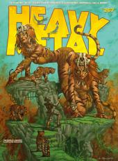 Heavy Metal Magazine #267