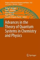 Advances in the Theory of Quantum Systems in Chemistry and Physics PDF