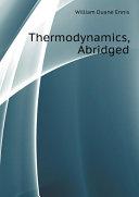 Thermodynamics, Abridged