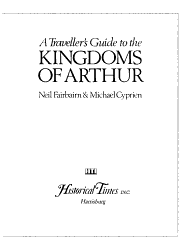 A Traveller s Guide to the Kingdoms of Arthur PDF