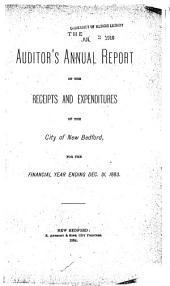 Auditor's Annual Report