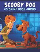 Scooby Doo Coloring Book Jumbo