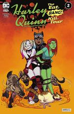 Harley Quinn: The Animated Series: The Eat. Bang! Kill. Tour (2021-) #2