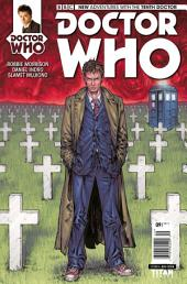 Doctor Who: The Tenth Doctor #9: The Weeping Angels of Mons Part 4