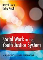 Social Work in the Youth Justice System PDF