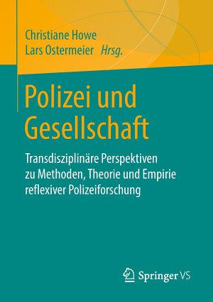 Polizei und Gesellschaft PDF