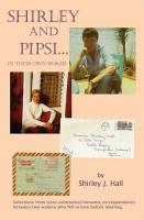 Shirley and Pipsi   In Their Own Words  PDF