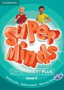 Super Minds Level 3 Presentation Plus DVD-ROM