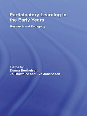 Participatory Learning in the Early Years PDF