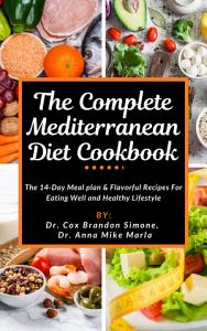 Mediterranean Diet Cookbook Book